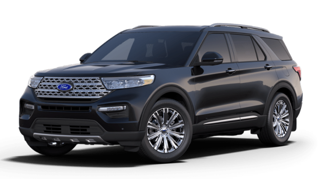 New 2020 Ford Explorer Limited SUV in Arundel, ME